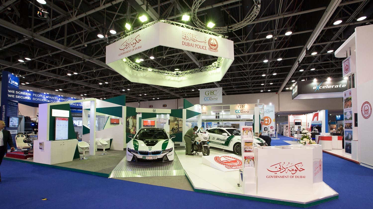 Fair Construction Automechanika Dubai