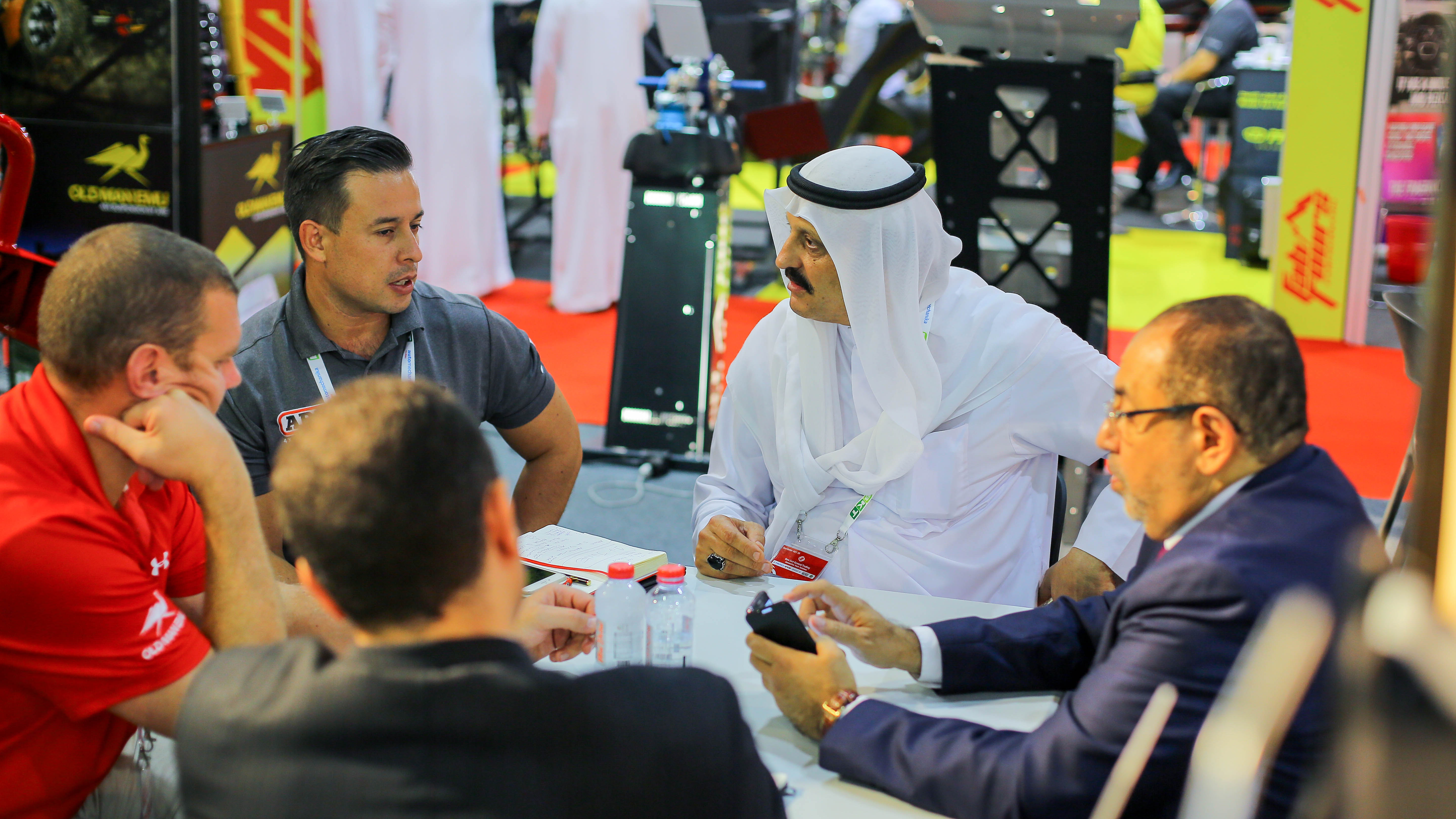 Automechanika Dubai Business Meeting