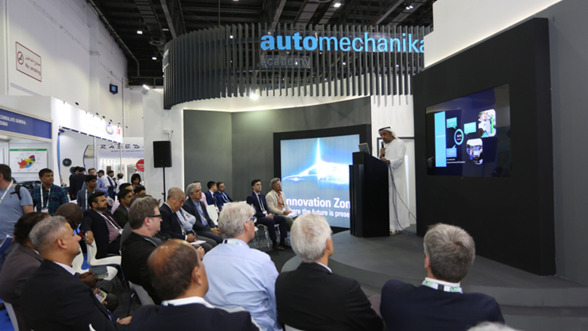 Automechanika Dubai Conference and Workshops