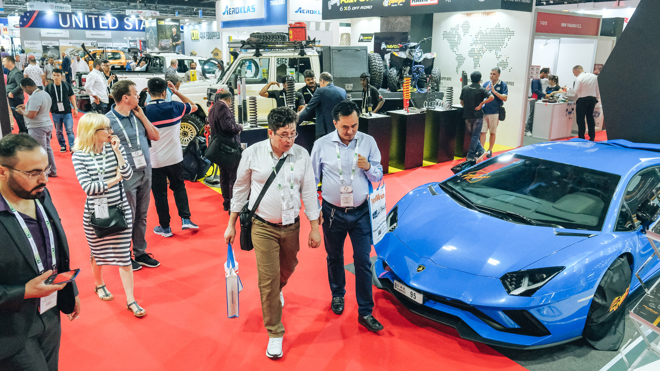 Automechanika Dubai - Leading international trade show for the