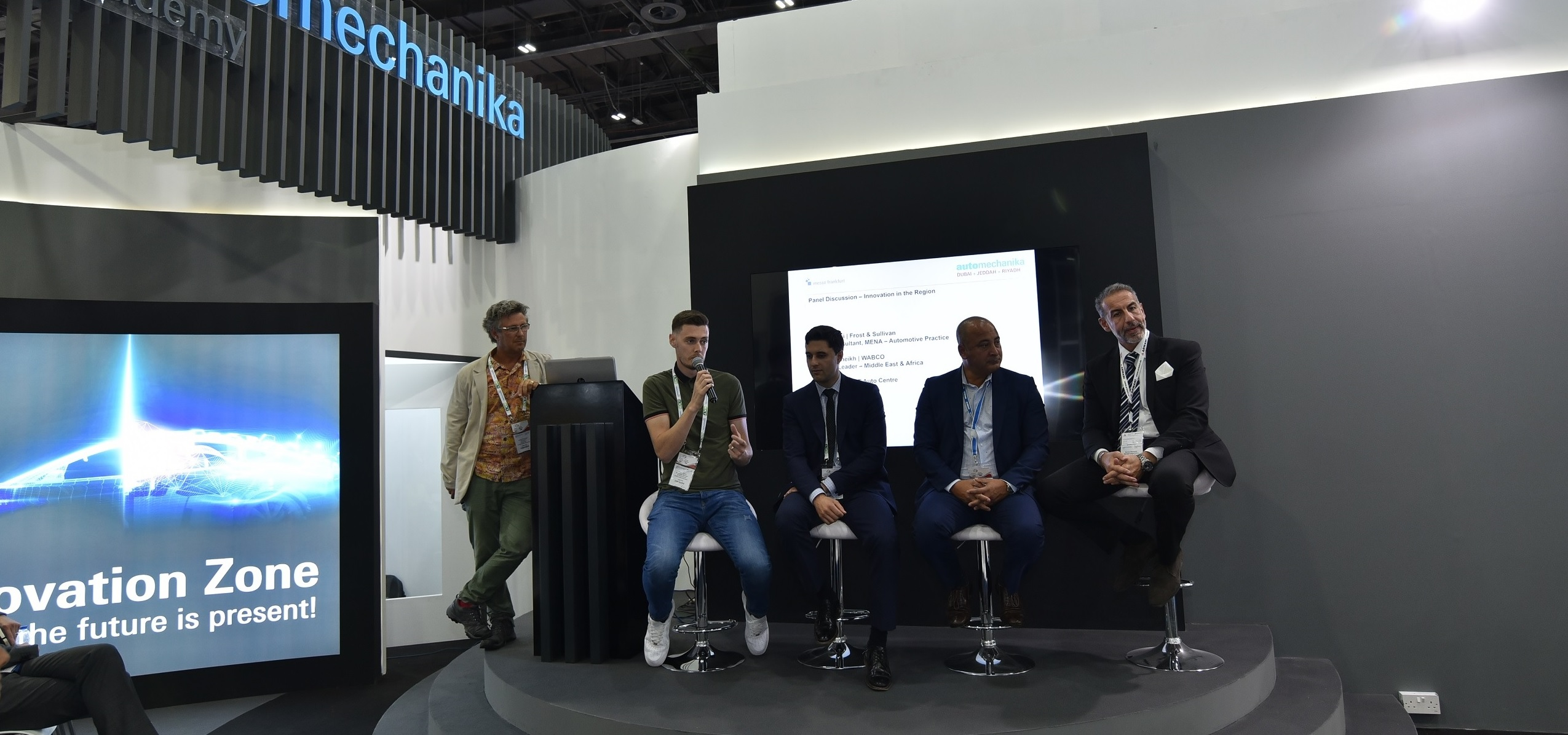 Automechanika Academy - Panel Discussion
