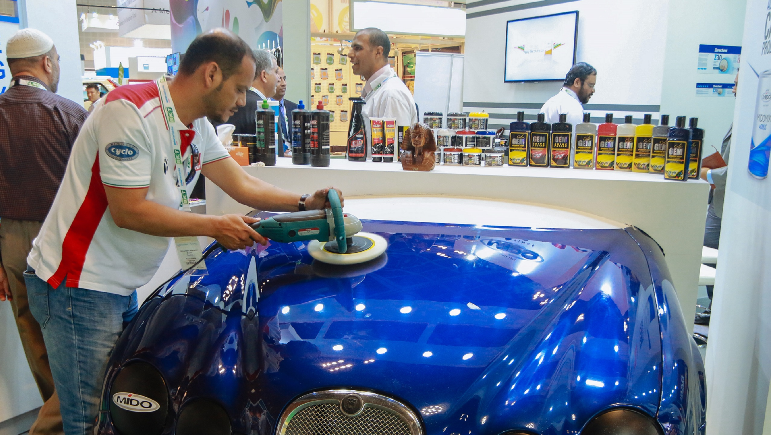 Automechanika Dubai - Body & Paint - Show Image