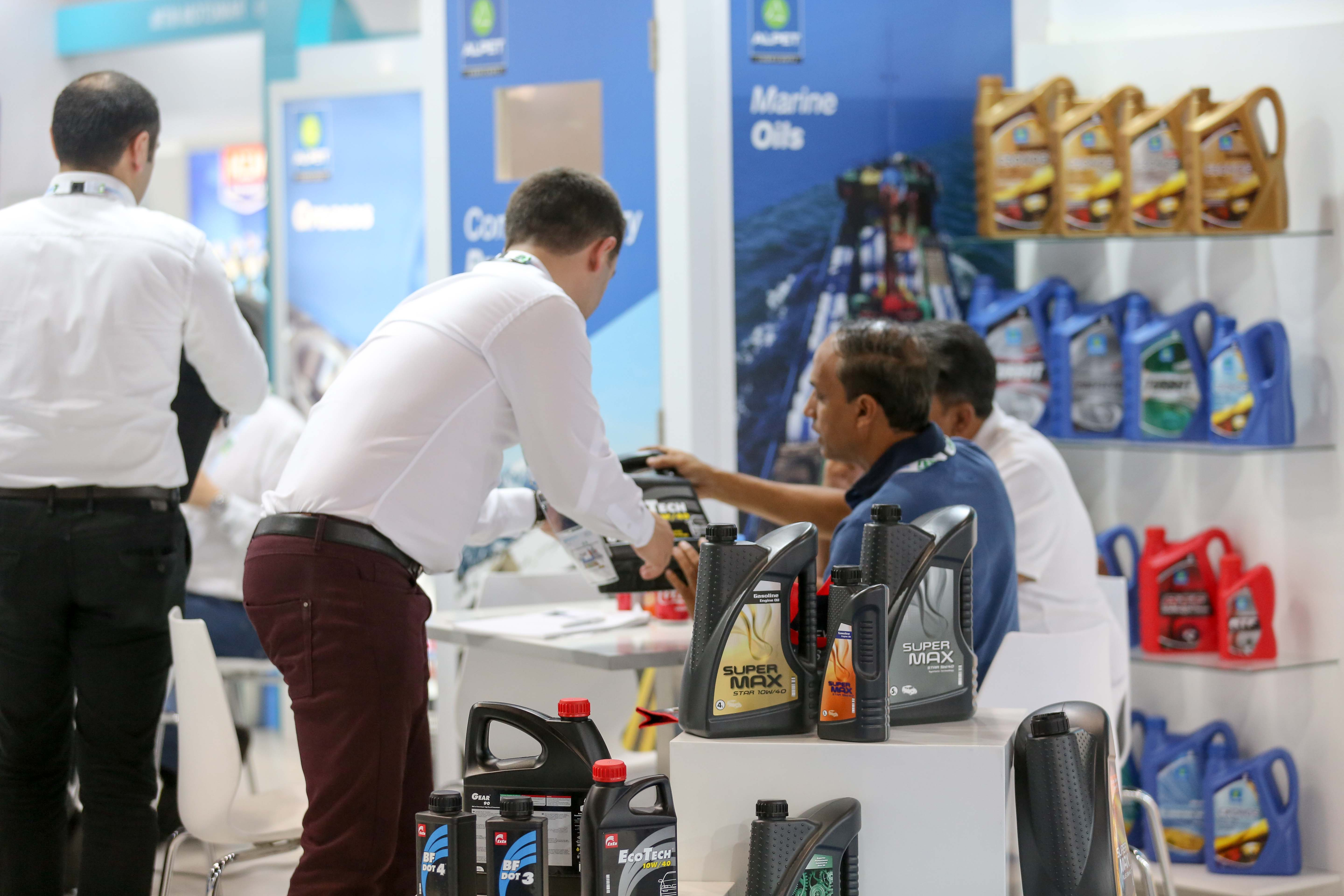 Automechanika Dubai - Oil & Lubricants - Show Image