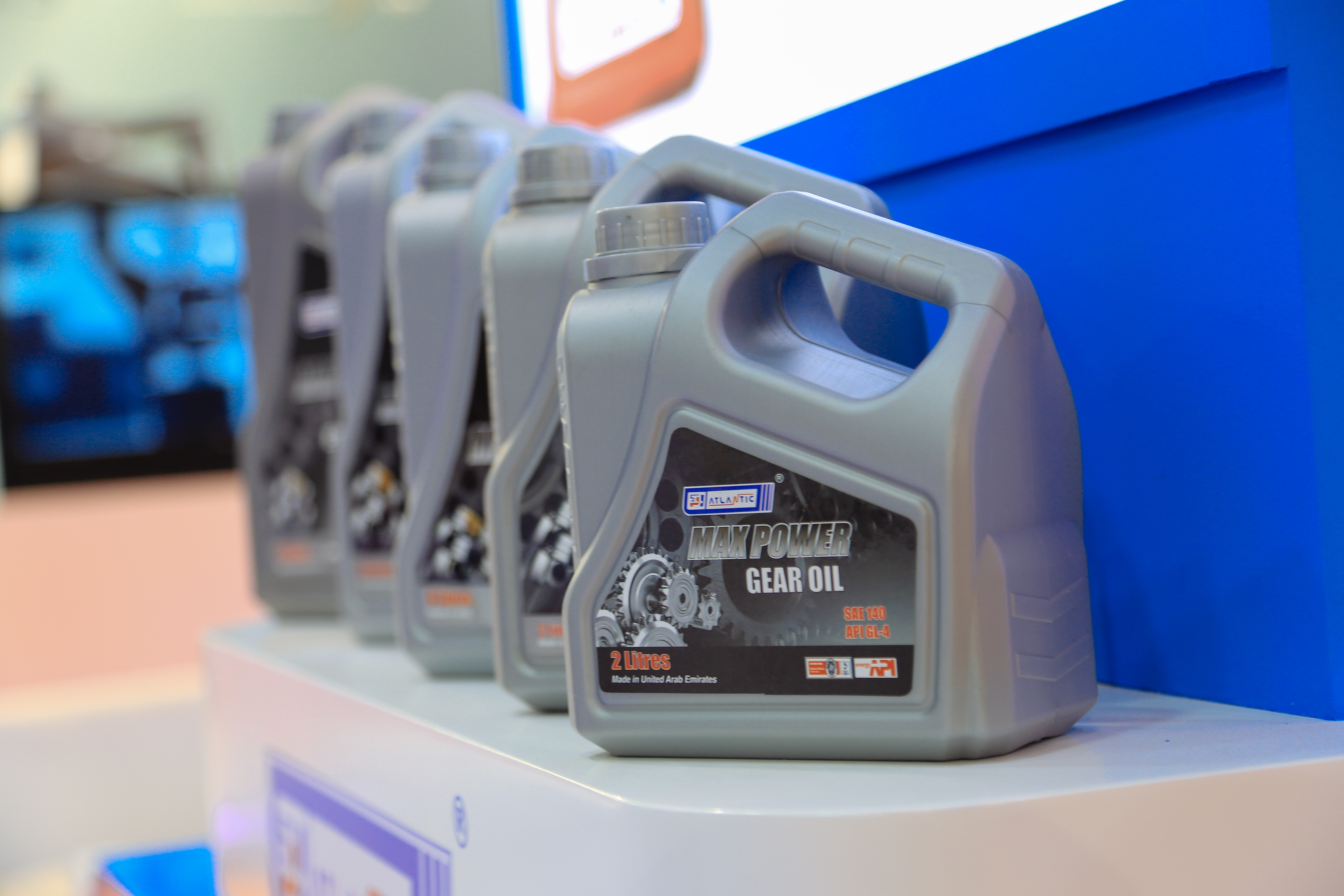 Automechanika Dubai - Oils & Lubricants - Show Image