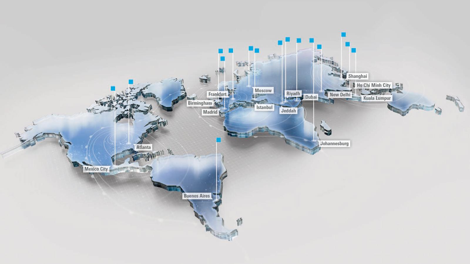 Automechanika Dubai Leading International Trade Show For The Automotive Service Industry In The Mea Region